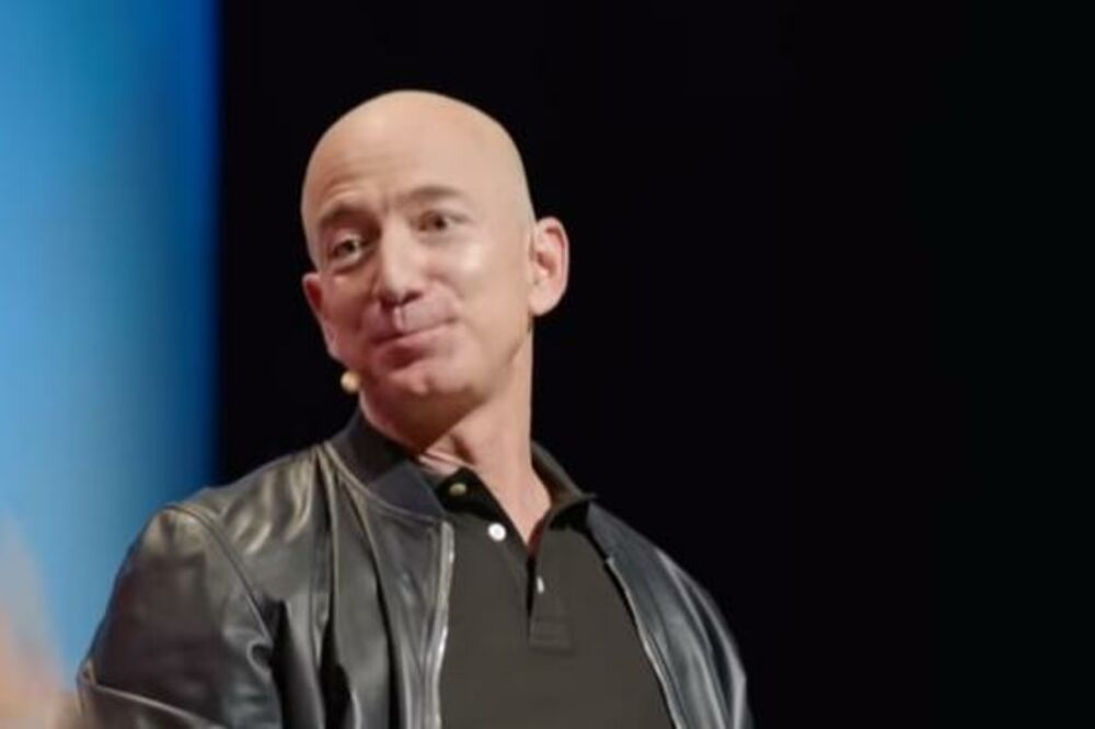 Džef Bezos, Foto: Screenshot (YouTube)