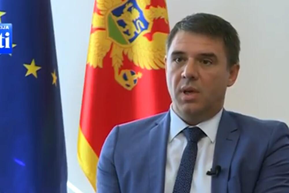 Aleksandar Drljević, Foto: Screenshot (TV Vijesti)