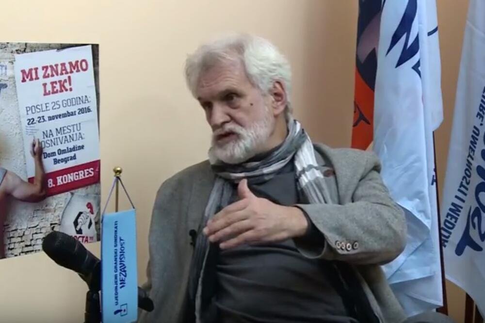 Zoran Stojiljković, Foto: Screenshot (YouTube)