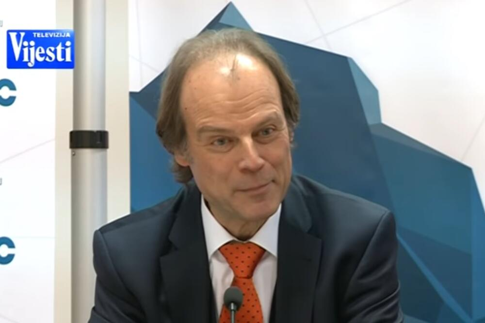 Hans Ginter Matern, Foto: Screenshot (TV Vijesti)