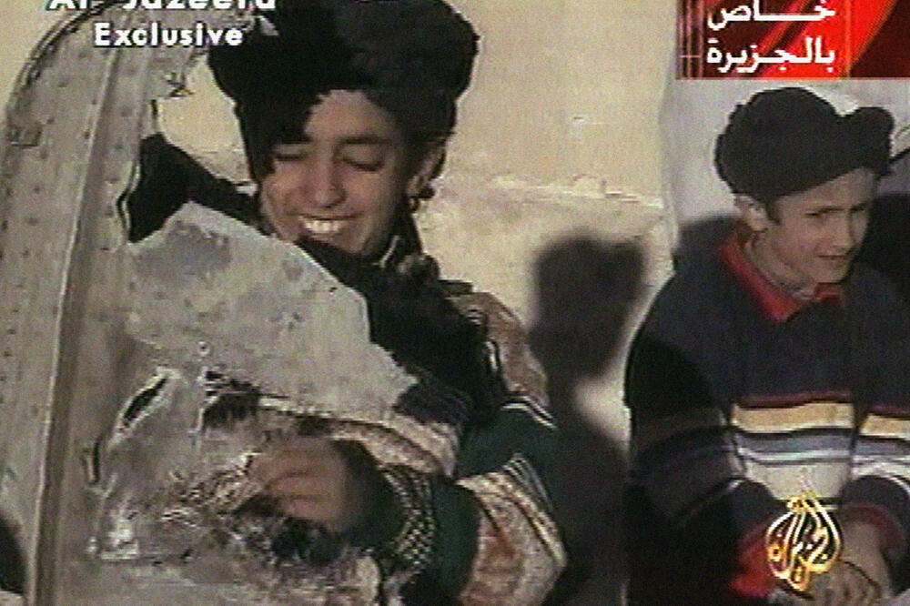 Hamza bin Laden, Foto: Beta/AP