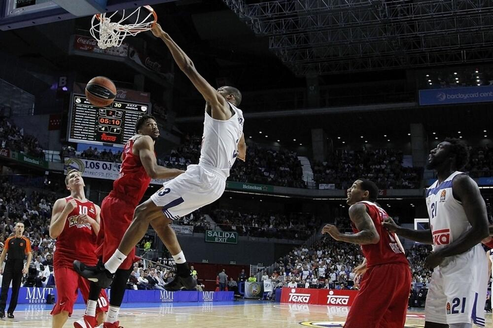 Real MAdrid, Foto: Euroleague