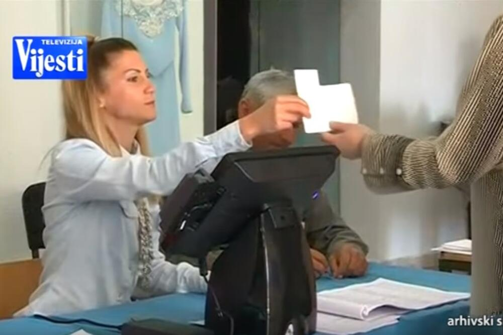izbori, Foto: TV Vijesti screenshot