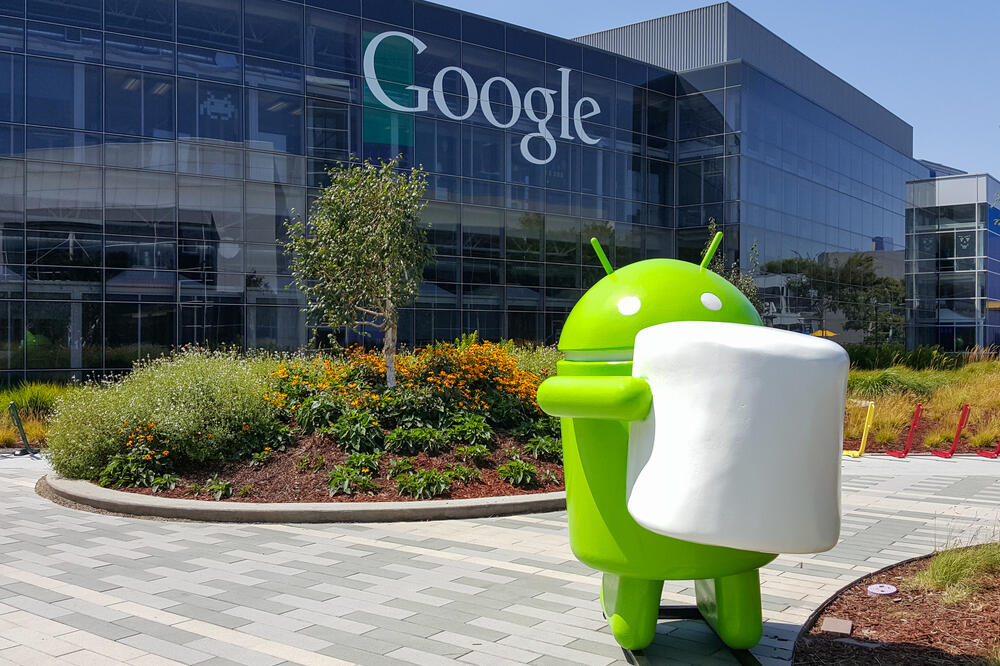Android Marshmallow, Maršmelo, Google, Foto: Reuters