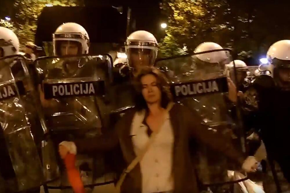 Protest DF, Foto: Screenshot (YouTube)
