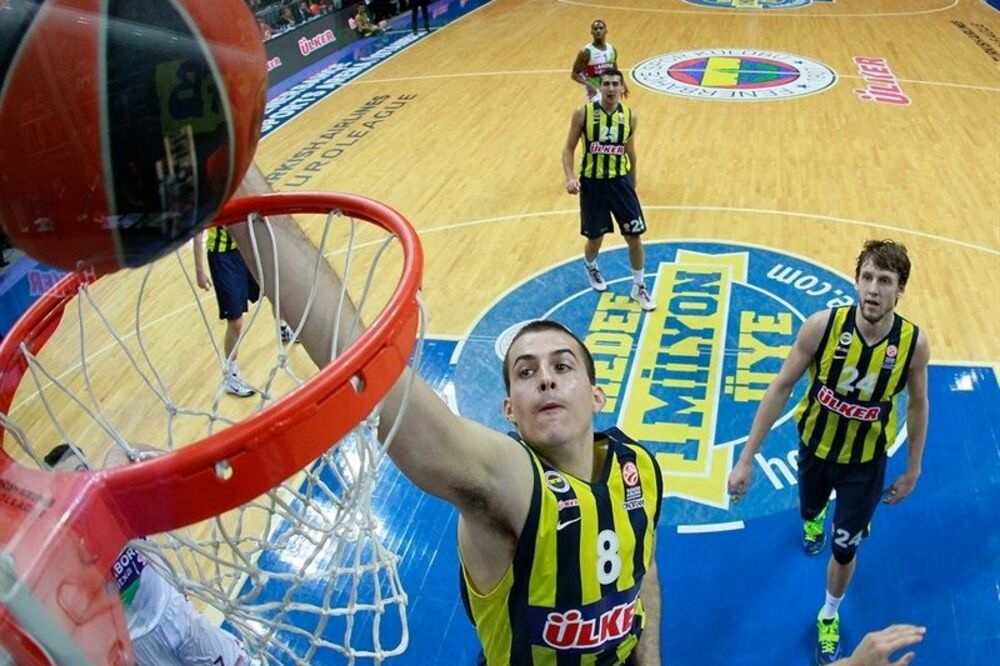 Nemanja Bjelica, Foto: Euroleague