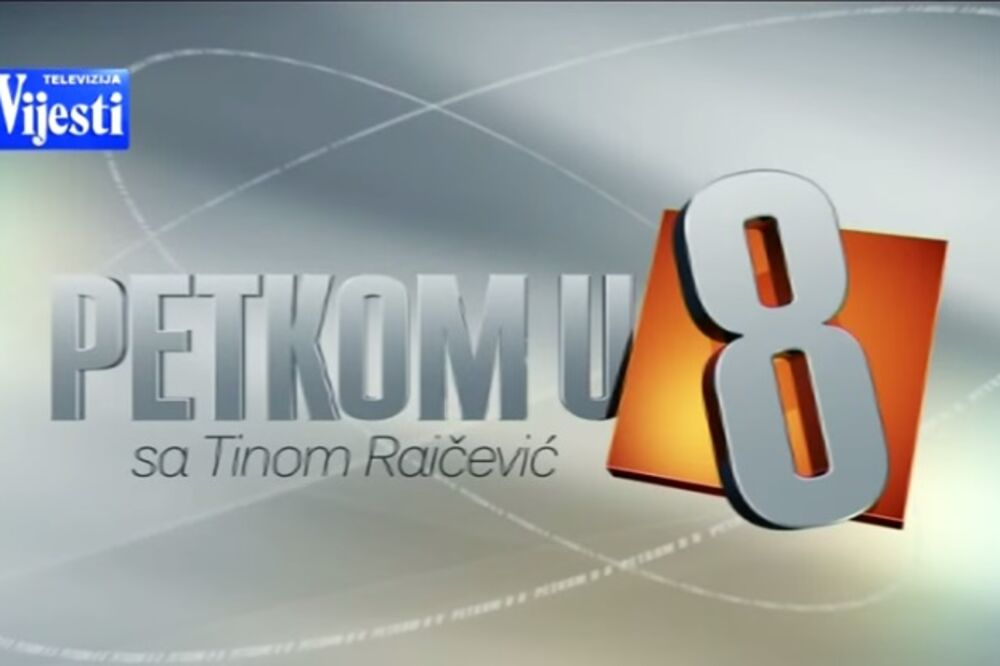 Petkom u 8, Foto: Screenshot (TV Vijesti)