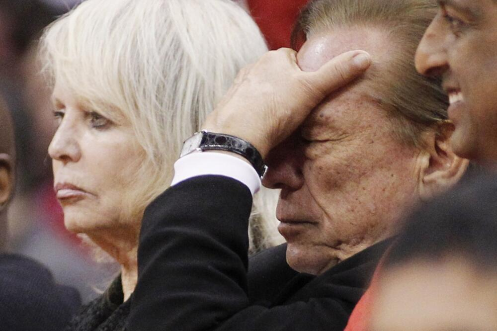 Donald Sterling, Foto: Reuters
