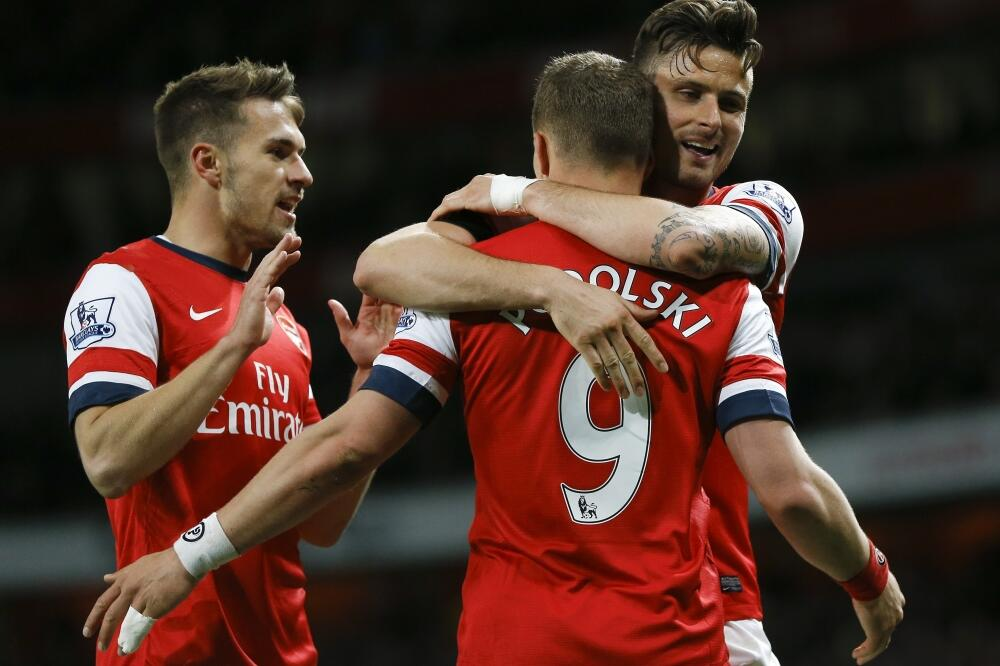 Arsenal, Foto: Beta/AP
