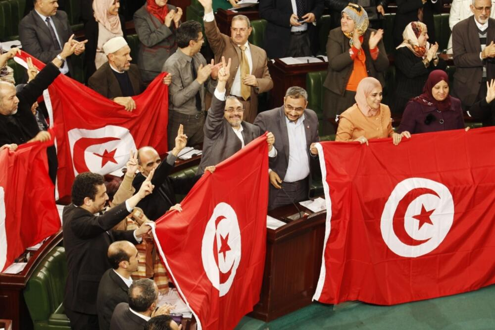 Tunis, parlament, Foto: Reuters