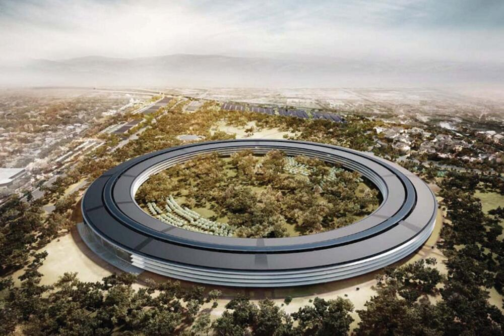 Apple, Foto: Architizer.com
