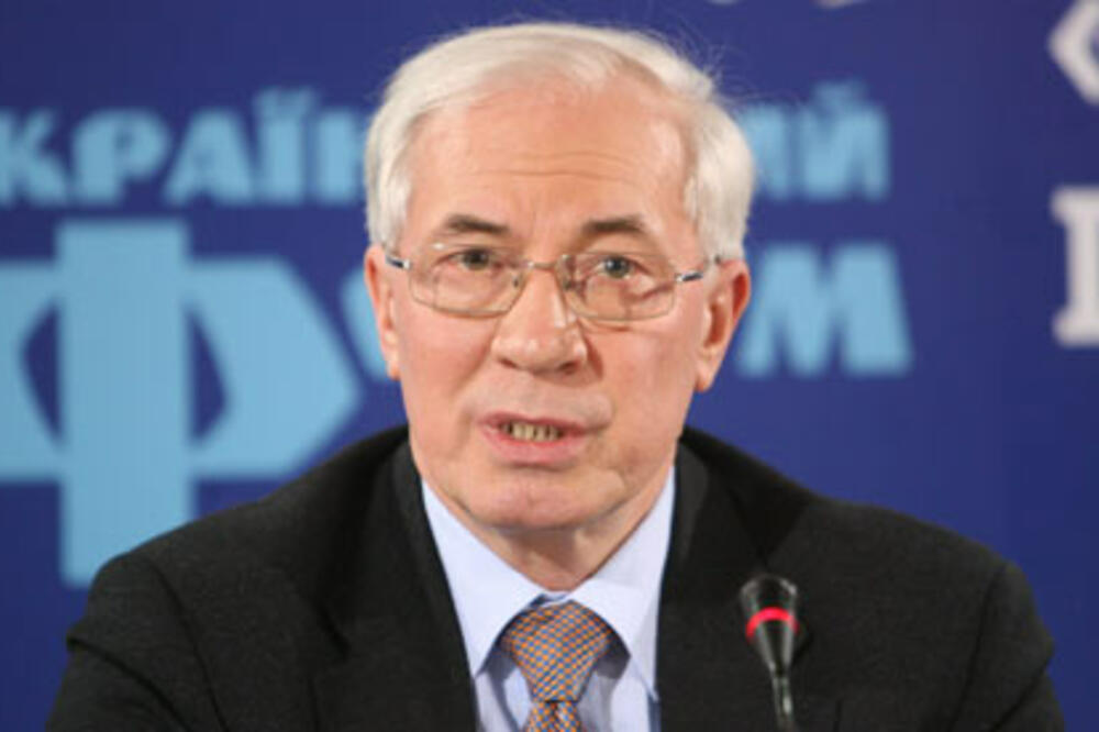 Mikola Azarov, Foto: Guardian.co.uk