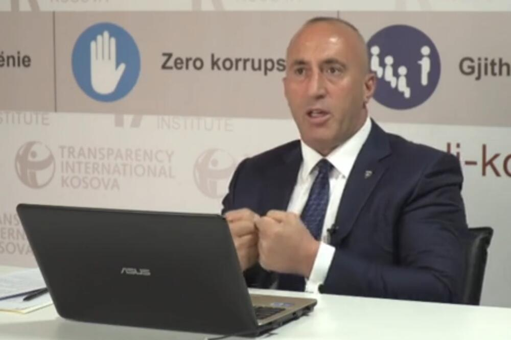 Ramuš Haradinaj, Foto: Facebook/screenshot, Facebook/screenshot