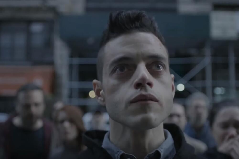 "Rami Malek u seriji ""Mr Robot"", Foto: Screenshot"
