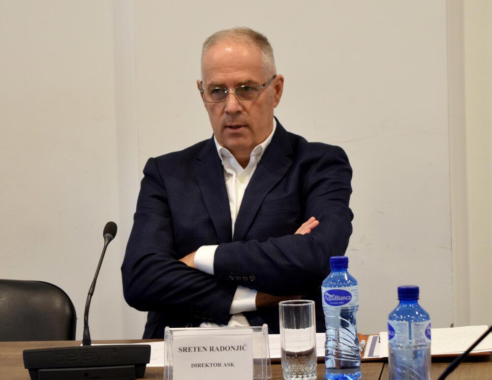Sreten Radonjić napušta Agenciju za sprječavanje korupcije