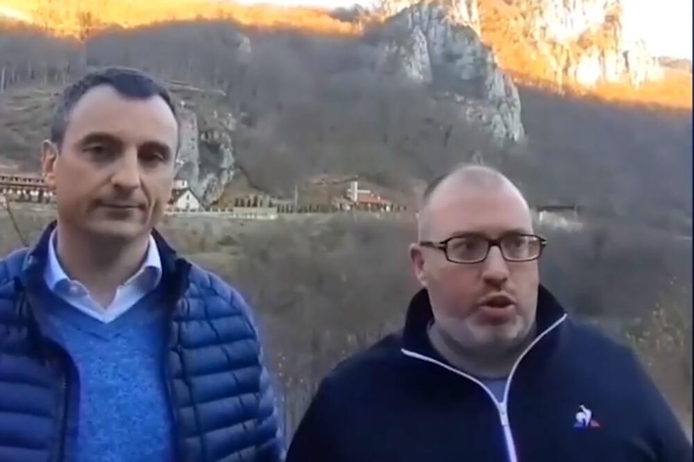 "Članovi grupe ""Beogradski sindikat"", Foto: Screenshot/Youtube"