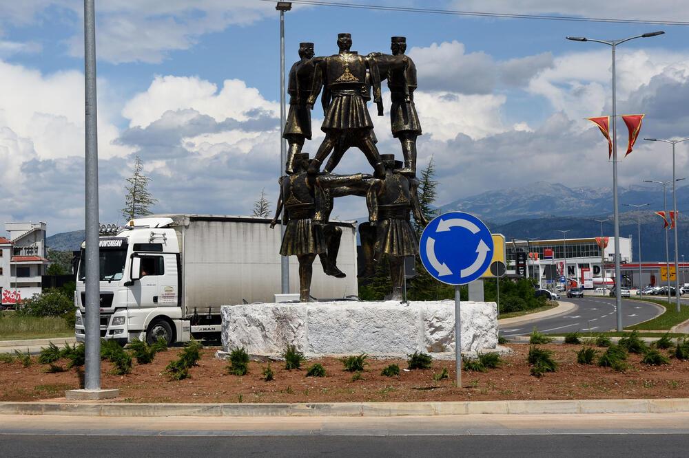 Crnogorsko Oro Ugrozava Bezbjednost Saobracaja