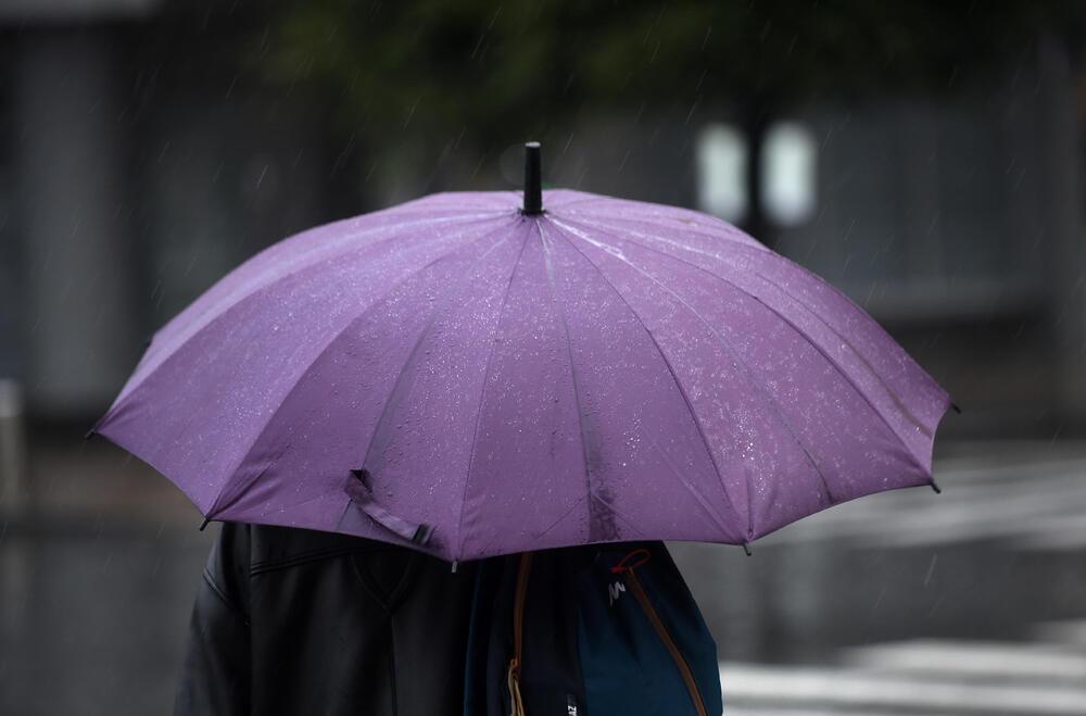 U petak oblačno, krajem dana kišovito i nestabilno