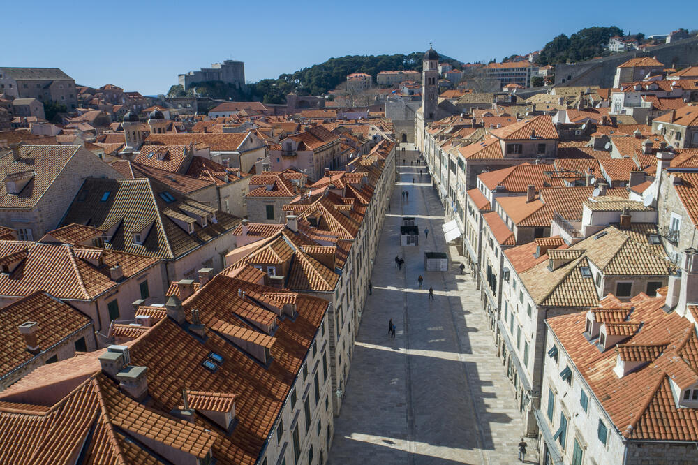 Dubrovnik, Foto: AP Photo