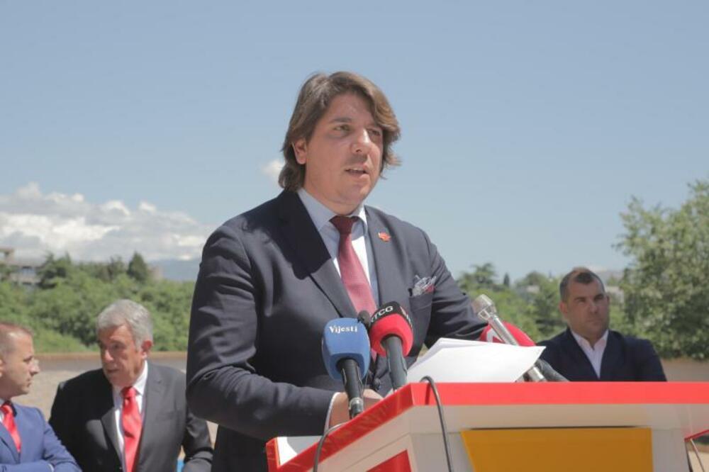 Krsto Radović, Foto: Demokrate