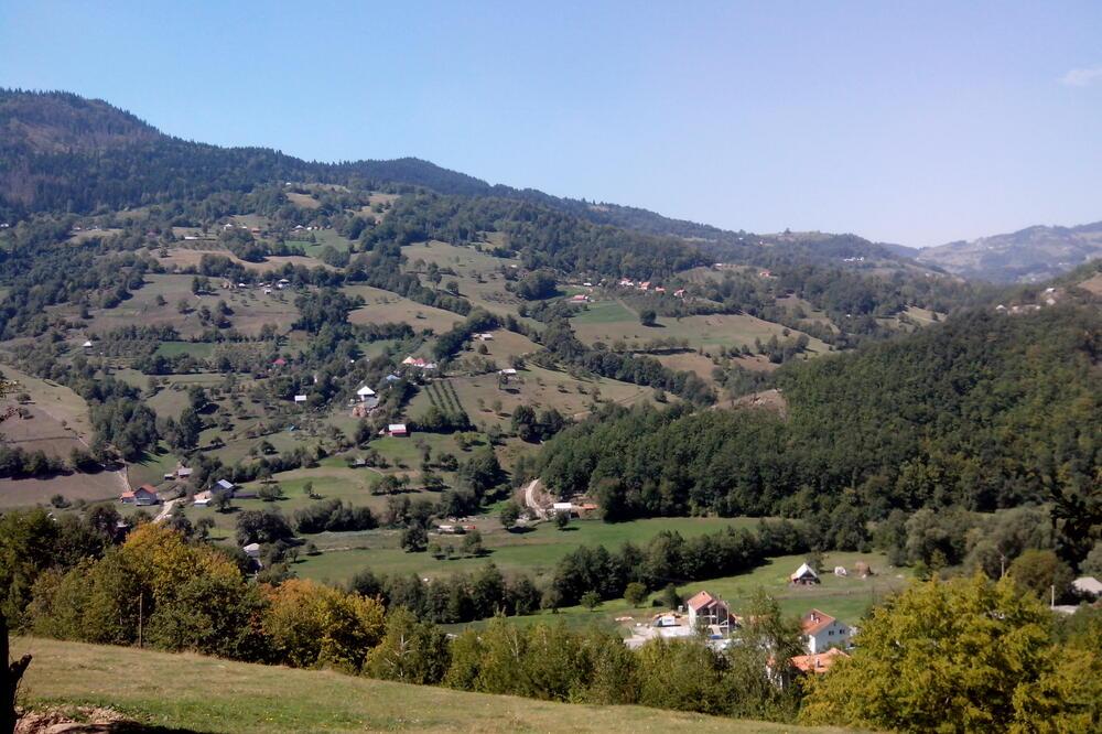 Vraneška dolina, Foto: Privatna arhiva