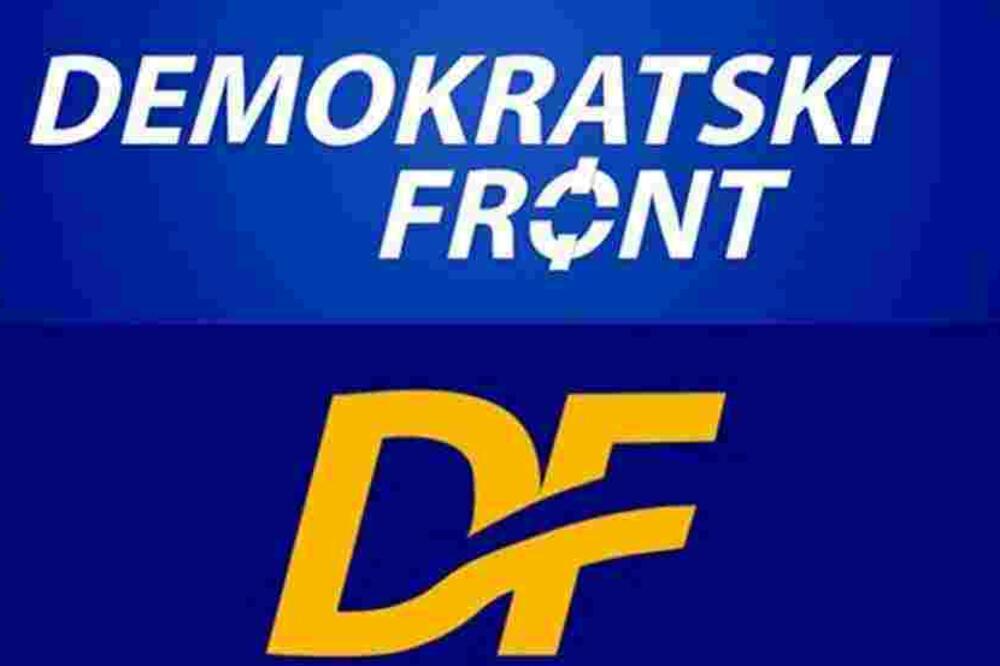 Foto: Demokratski front, DF