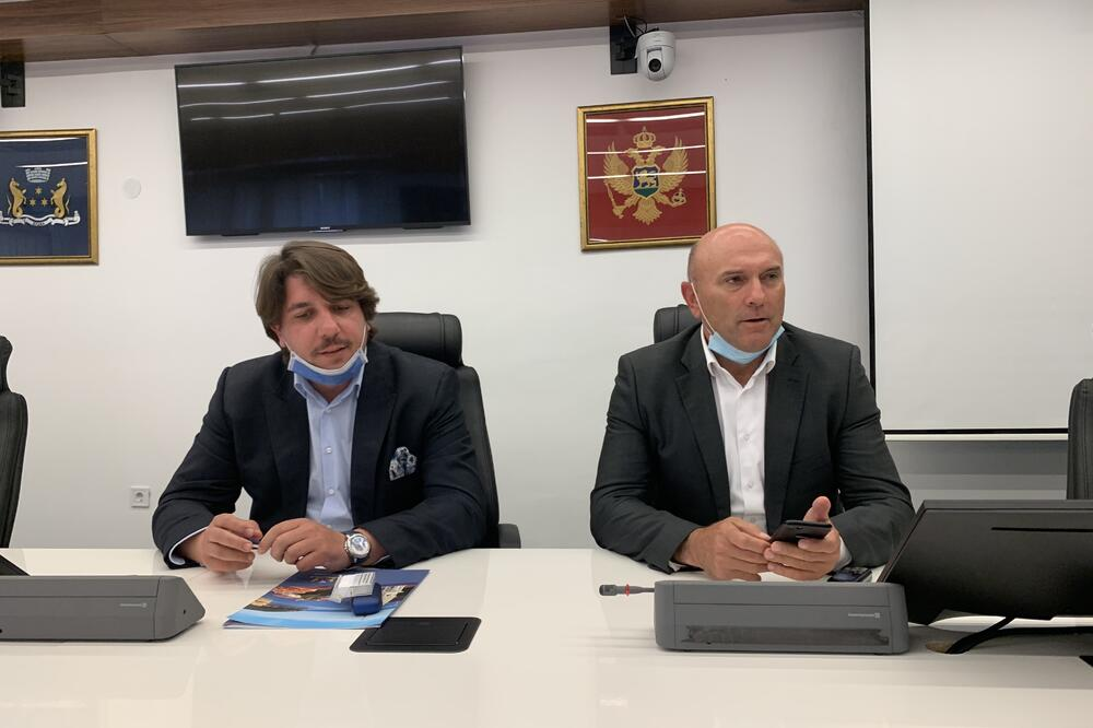 Radović i Carević, Foto: Vuk Lajović