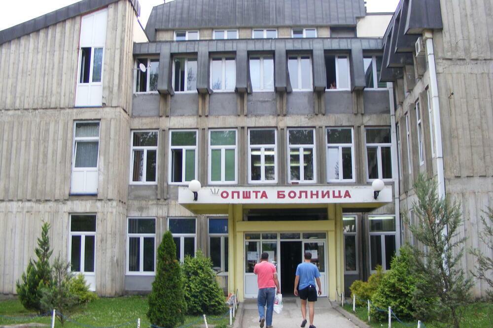 Bjelopoljska bolnica, Bolnica Bijelo Polje