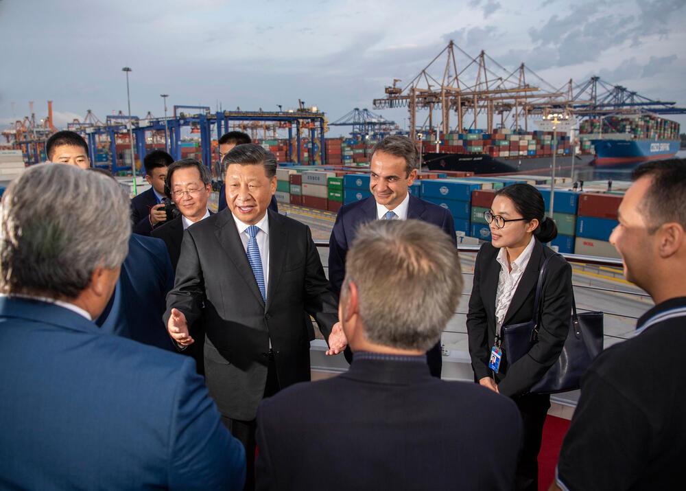 Luka Pirej je jedan od uspješnih projekata Kina