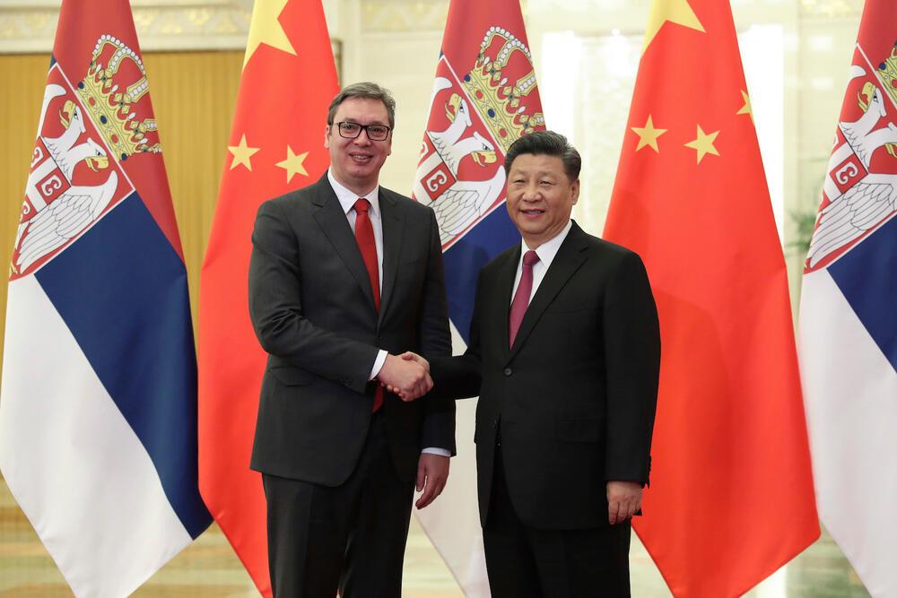 Aleksandar Vučić je kineskog predsjednika Sija Đinpinga nazvao bratom