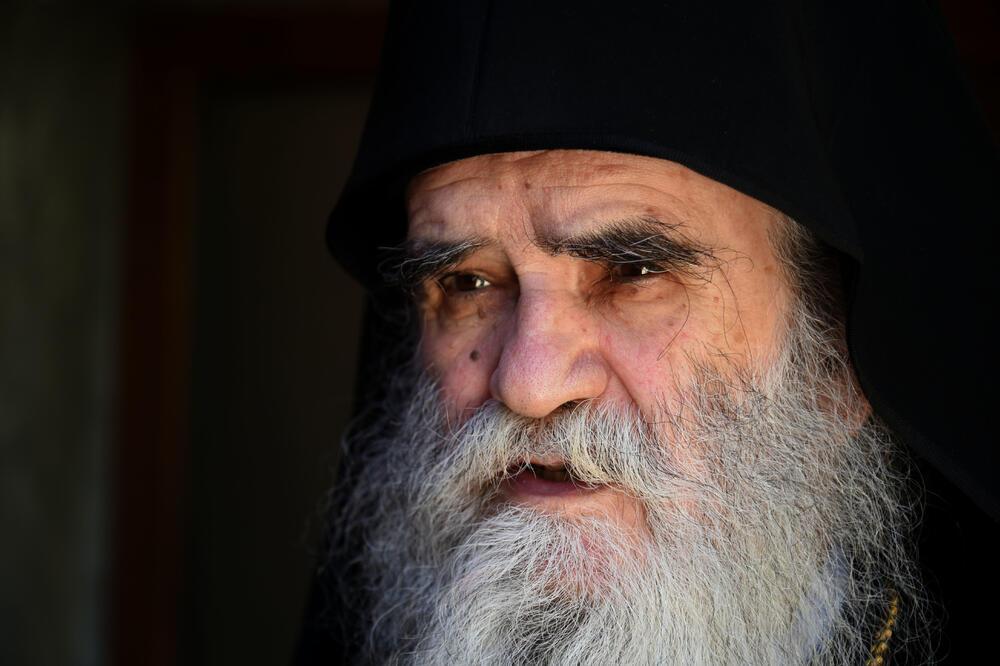 Amfilohije, Foto: Boris Pejović