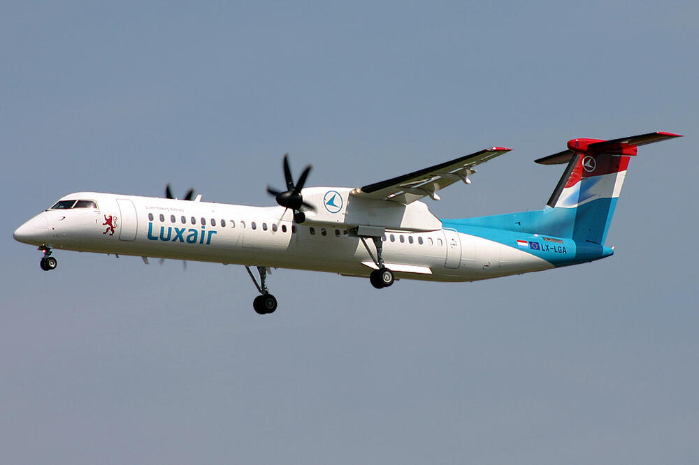 Avion Luxair, Foto: www.airliners.net