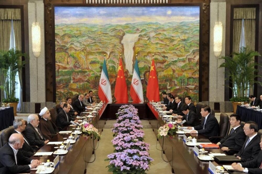 Sporazum podrazumijeva 25-godišnje strateško partnerstvo u oblasti trgovine, politike, kulture i bezbjednosti