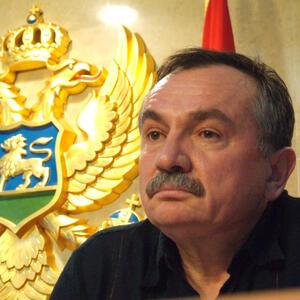 Prof. dr Branko Radulović