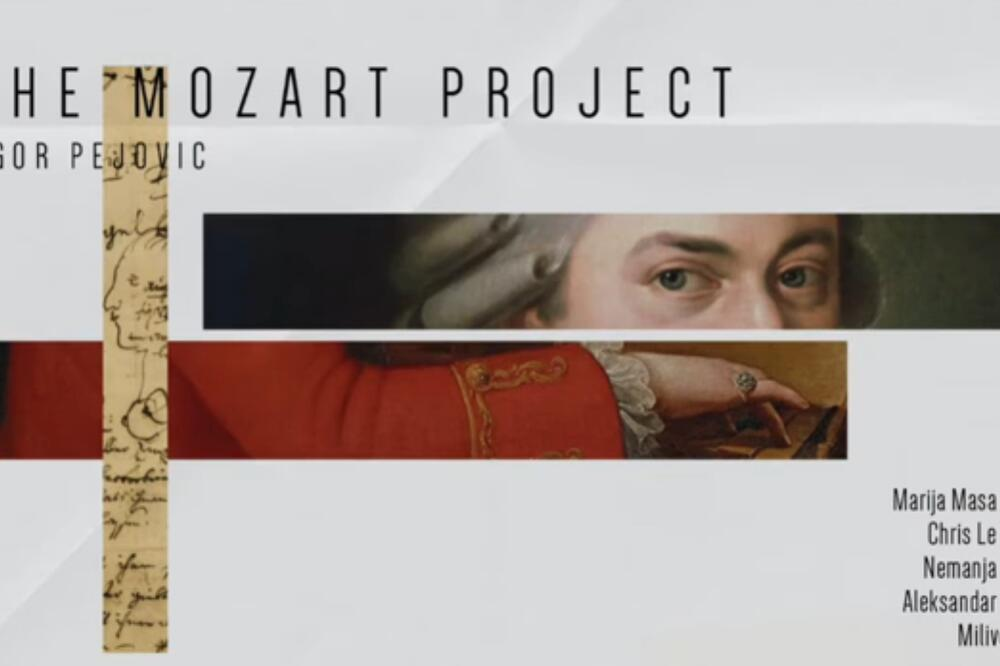 """The Mozart Project"", Foto: Printscreen YouTube"
