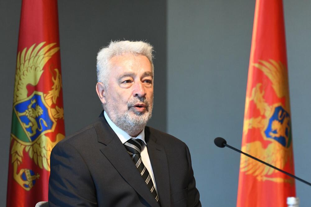 Krivokapić, Foto: Savo Prelević
