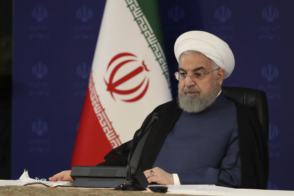 Rohani, Foto: AP Photo