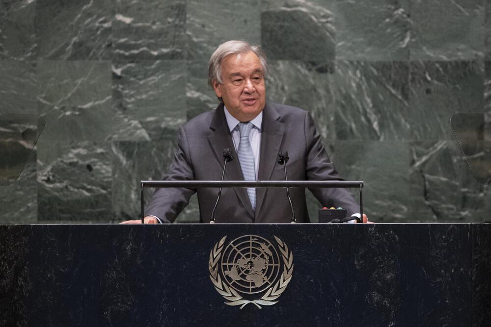 Gutereš: Svijet nije uspio da sarađuje u suzbijanju pandemije