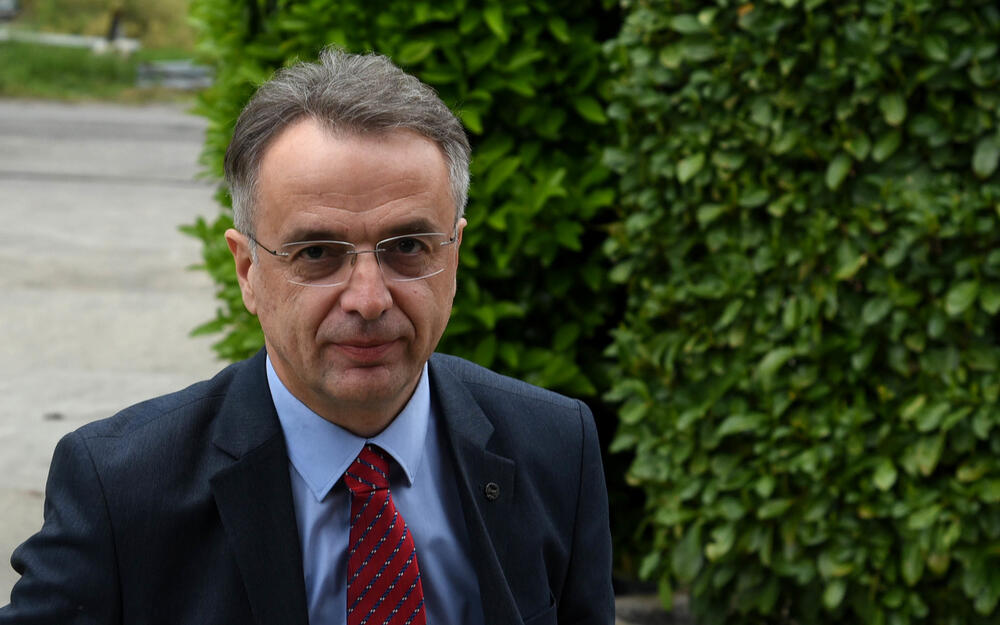 Danilović: Biti pošten u politici nije pametno