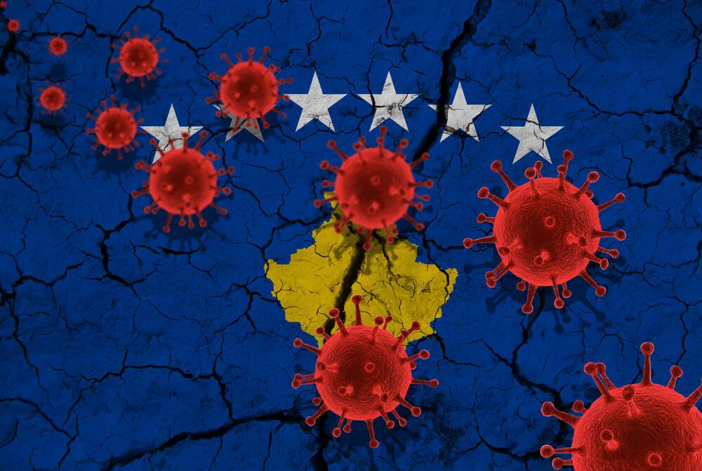 Na Kosovu 72 novoinficirane osobe