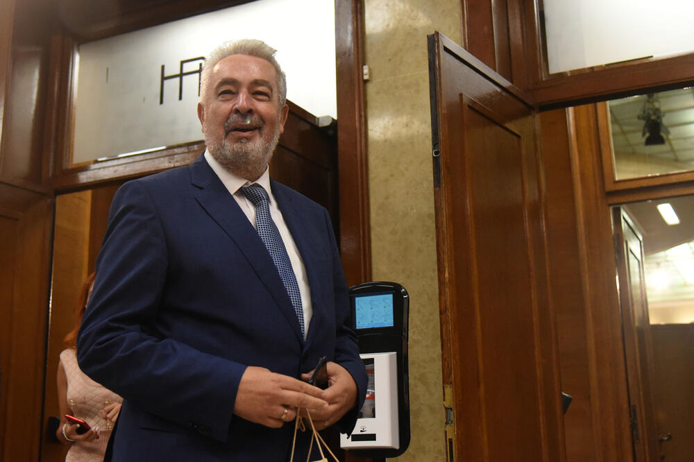 Krivokapić, Foto: Boris Pejović