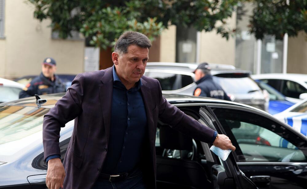 Uhapšen Slobodan Kašćelan, njegov tjelohranitelj, Radonjić i...