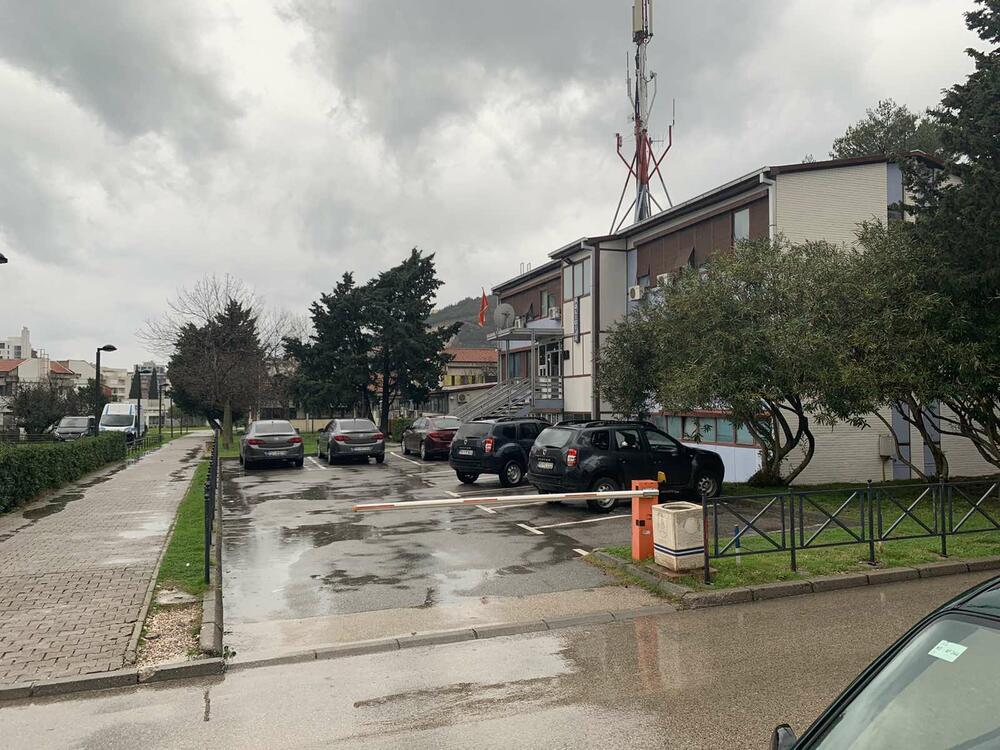 Policijska stanica u Budvi