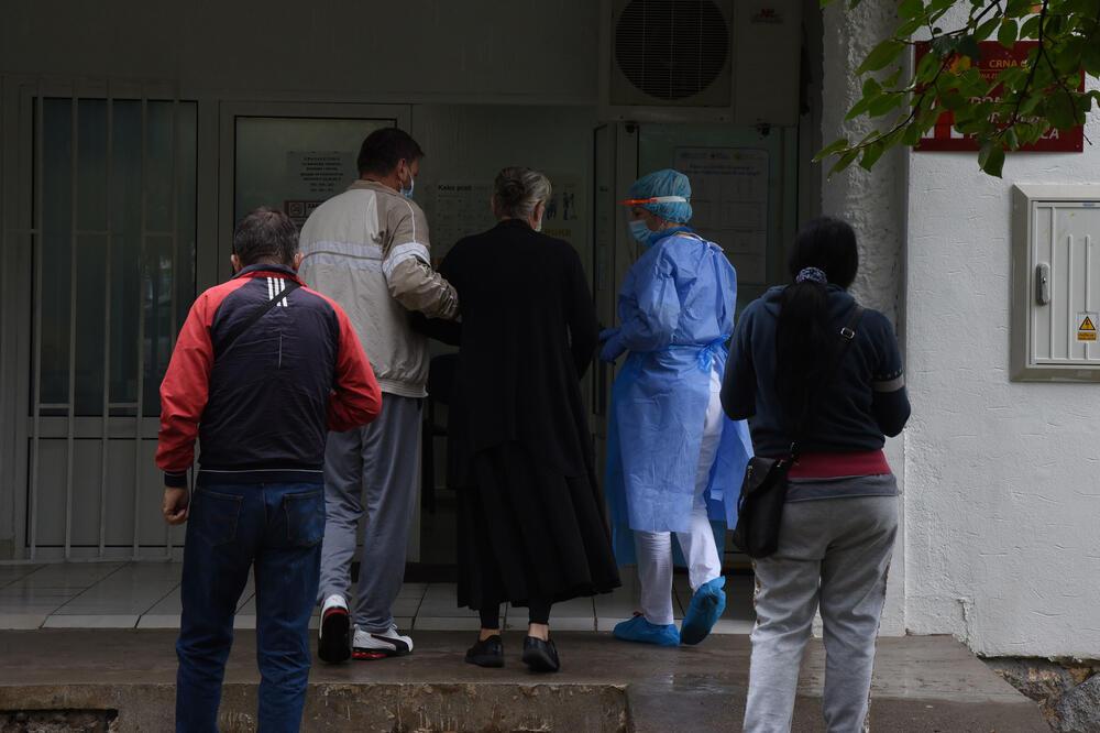 Domovi zdravlja dobili male količine brzih testova (ilustracija), Foto: Luka Zeković