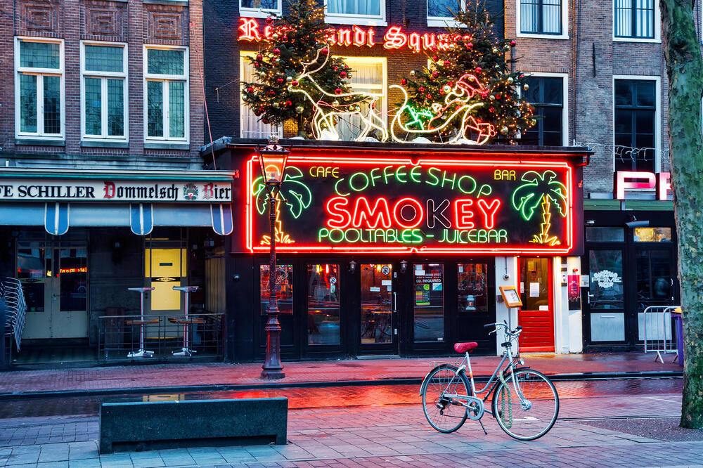 Amsterdam planira zabranu marihuane za turiste