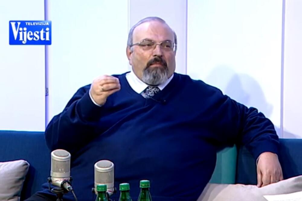 Sergej Boljević, Foto: TV Vijesti