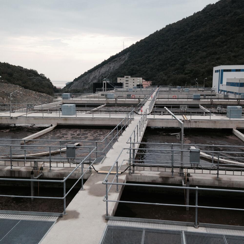 Postrojenje za tretman otpadnih voda