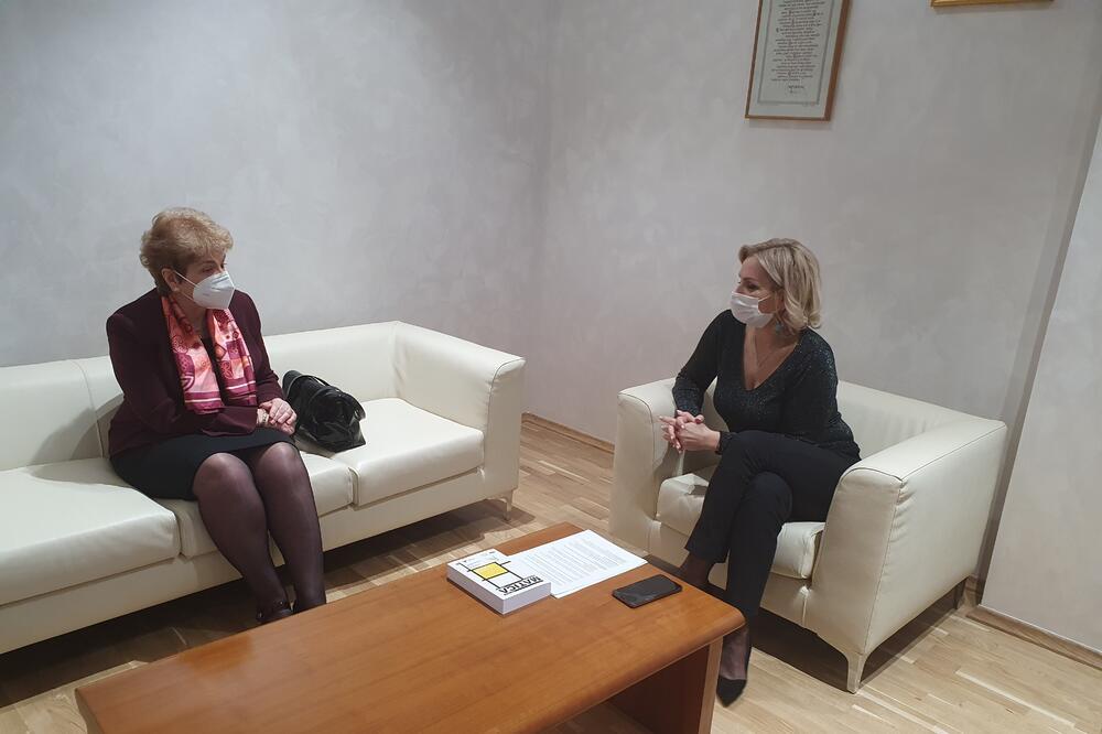 Sa sastanka, Foto: Ministarstvo zdravlja