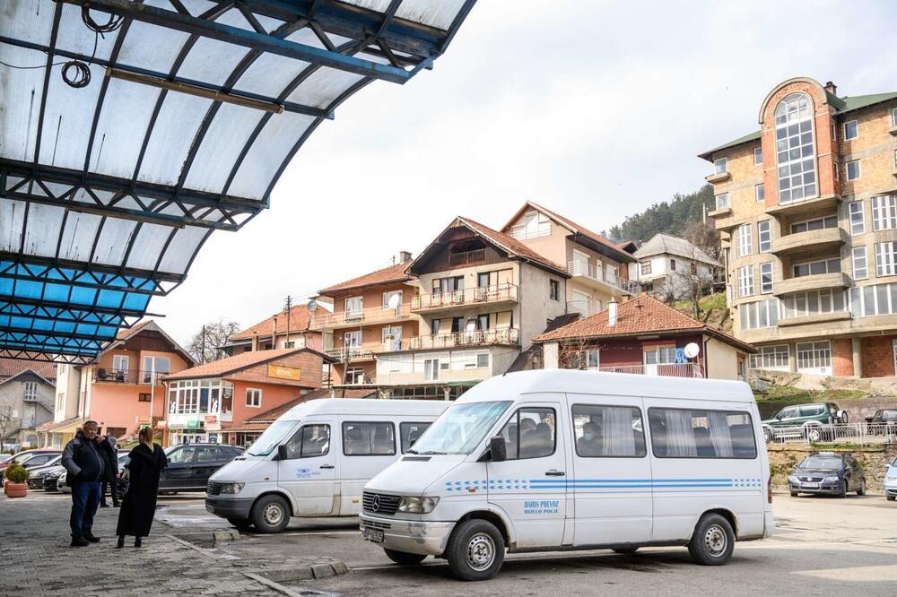 Autobuska stanica Bijelo Polje, Foto: Opština Bijelo Polje