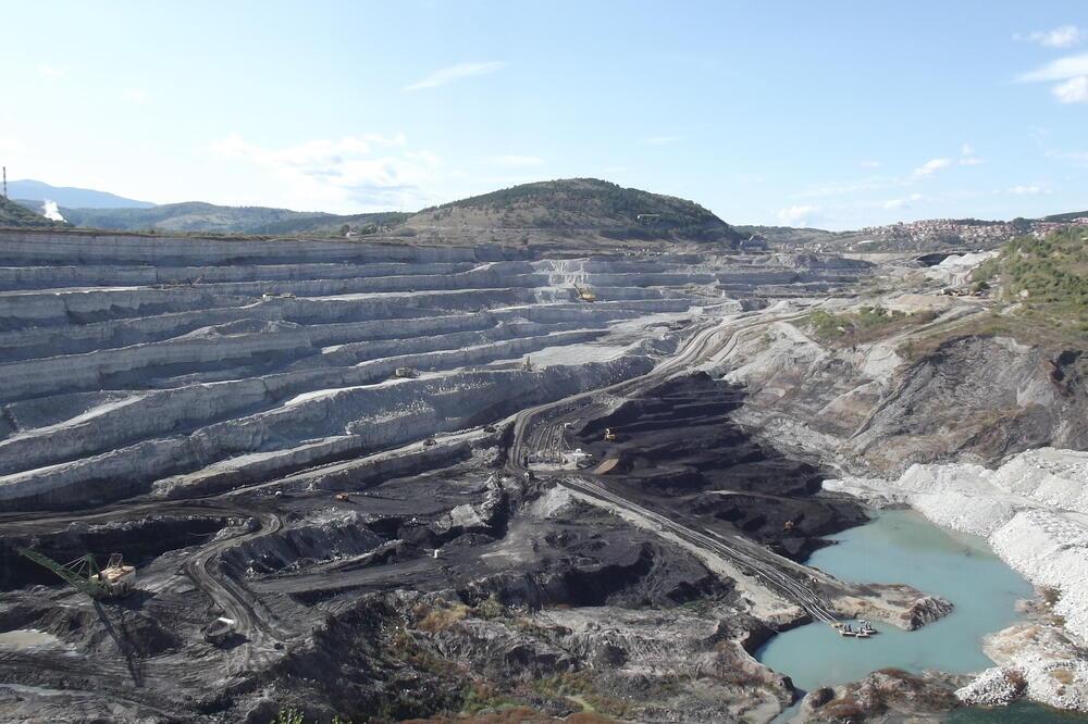 Rudnik uglja Pljevlja, Foto: Goran Malidžan